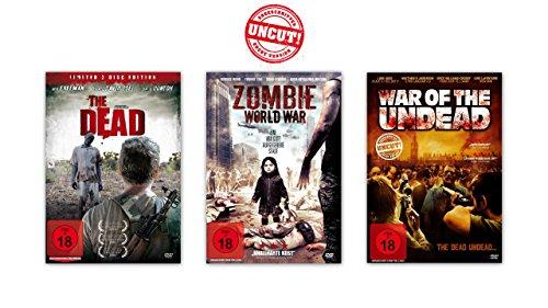 Zombie (Uncut!) - 3er Pack Bundle
