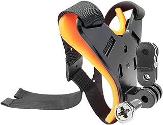 Motorcycle Bike Helmet Chin Fixing Bracket for DJI OSMO Action for GoPro HERO7