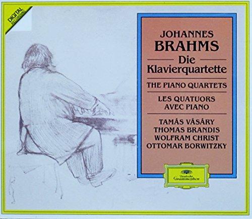 Brahms: Die Klavierquartette [Gesamtaufnahme]