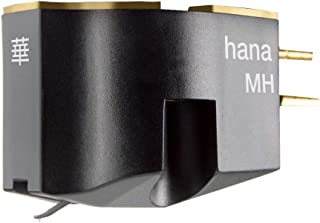 Hana MC Moving-Coil Stereo Cartridge with Nude Microline Tip - MH (High Output)