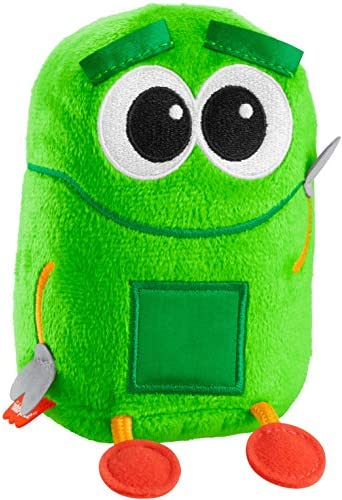 Fisher Price StoryBots Animals with Beep Plush take Along Musical Preschool Toy for Kids Ages product image