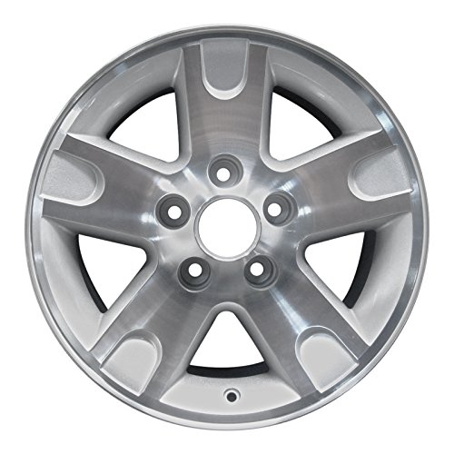 Auto Rim Shop - Brand New 17' Replacement Wheel Compatible for a Ford F150 2002 2003 2004