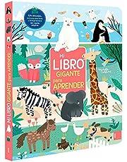 Mi libro gigante para aprender. Los animales y las estaciones.
