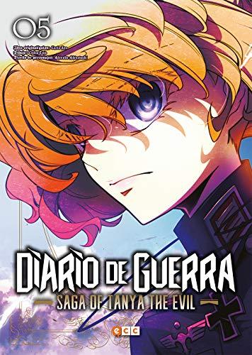 Diario de guerra - Saga of Tanya the evil núm. 05