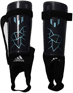 Boys Messi 10 Youth Shin Guards Soccer Athletic Shinguards,