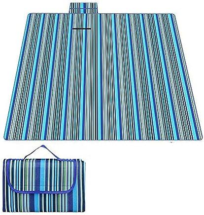 LPLIG Picknickmatte, FeuchtigkeitsBesteändige, Tragbare Tragbare Tragbare Outdoor-federfaltenmatte 200  150 cm B07QFMDPWJ | Wirtschaftlich und praktisch  5e4ba8