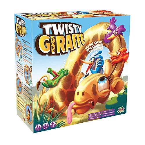Twisty Giraffe Action Game by Splash Toys