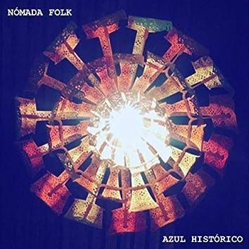 Nómada Folk: Azul Histórico