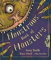 Monstrous Book Of Monsters (Jonny Duddle)