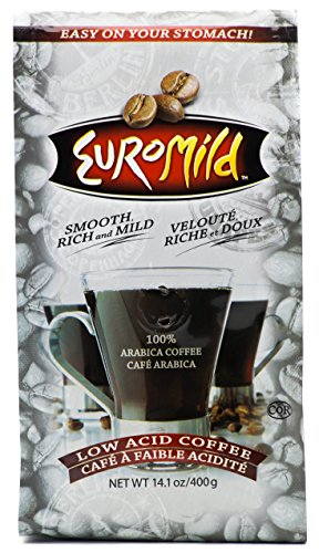 Euromild, an acid free coffee brand