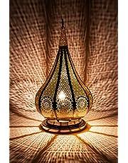 Oosterse Marokkaanse tafellamp lamp lamp lamp tafellamp bedlampje lantaarn kais