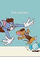 トムとジェリー Wポケットクリアファイル C
