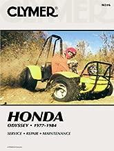 Clymer Repair Manual for Honda ATV Odyssey FL250 77-84
