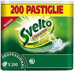 Fût 188 Tabs 10 g pour lave-vaisselle Svelto Table