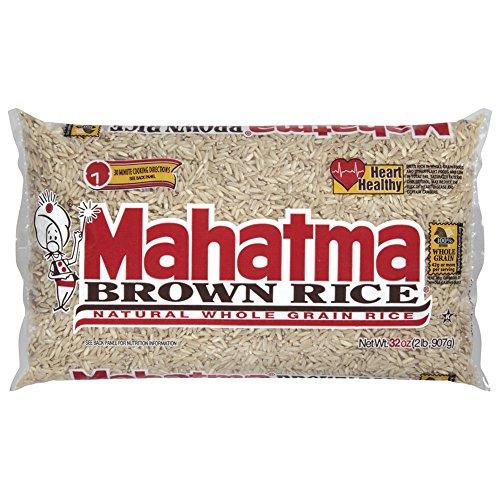 Mahatma Brown Rice Whole Grain 32 oz