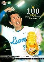 BBM2004 西武ライオンズ レギュラーカード No.89 豊田清