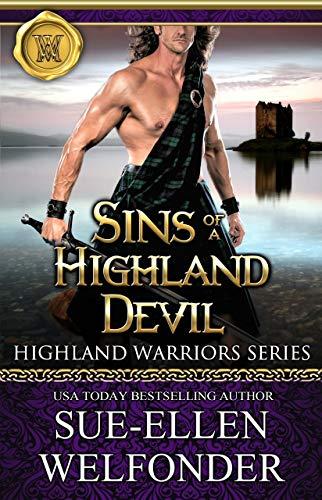 Sins of a Highland Devil (Highland Warriors Book 1) (English Edition)