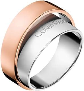 Calvin Klein Unite Women's Bi-Color Ring
