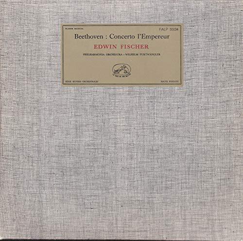 Beethoven: Concerto l´Empereur - FALP 30034 - Vinyl LP
