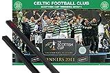 1art1 Fußball Poster (91x61 cm) Celtic Glasgow, Scottish