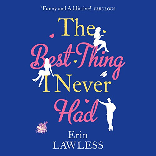 The Best Thing I Never Had audiobook cover art