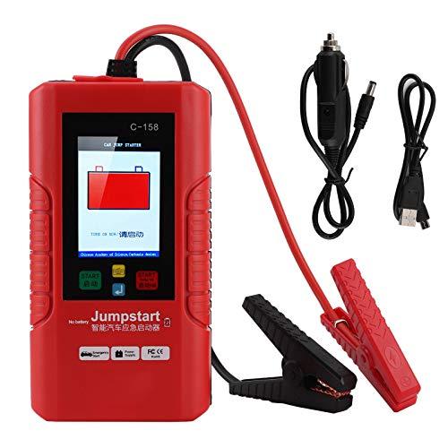 Jump Stater, cargador de batería de arranque de emergencia de 12 V, supercondensador de coche, protección portátil contra sobrecarga