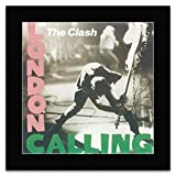 Stick It On Your Wall The Clash – London Calling