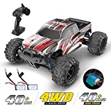 DEERC RC Car High Speed Remote Control Car for Kids Adults 1:18 Scale 30+ MPH 4WD Off Road Monster Trucks,2.4GHz All...