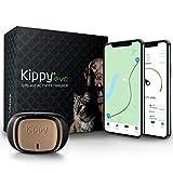 Kippy Evo - Collare GPS per Cani e Gatti con Localizzatore e Rilevatore dell'Attività e dello Stato...