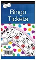 Tallon Games Jumbo Bingo Tickets by Tallon [並行輸入品]
