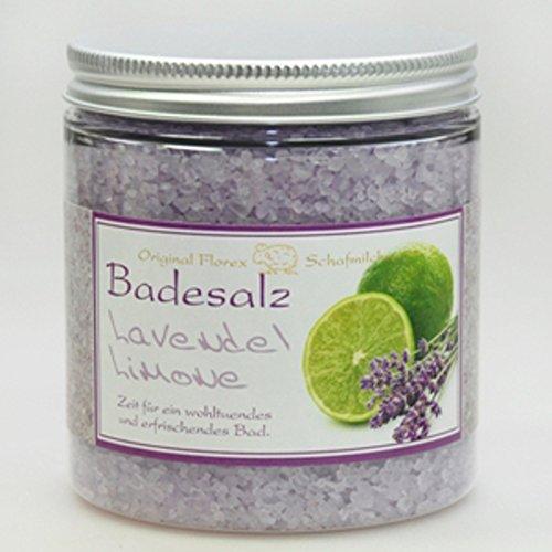 Sel de bain Lavande/citron 300 g