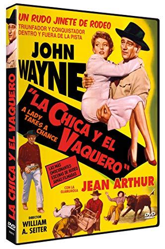 La Chica Y El Vaquero ( A Lady Takes A Chance) [1943]...