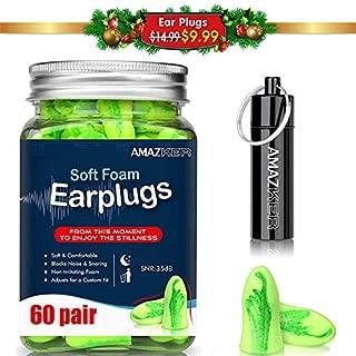 sleep ear plugs by AMAZKER