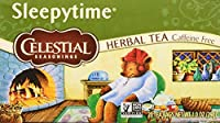 Celestial Seasonings Herbal Tea、Sleepytime、(6パック)