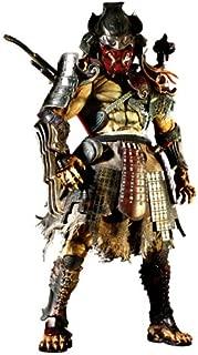 Hot Toys TAKAYUKI TAKEYA x YUJI AVP Samurai Predator 1/6 Scale 12