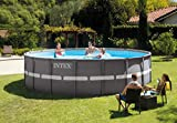 Piscina Fuori Terra Rotonda Intex Ultra Frame 28332 549 X...