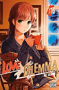 Love X Dilemma Edition simple Tome 16
