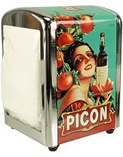 Franse klassiekers servet Dispenser Picon