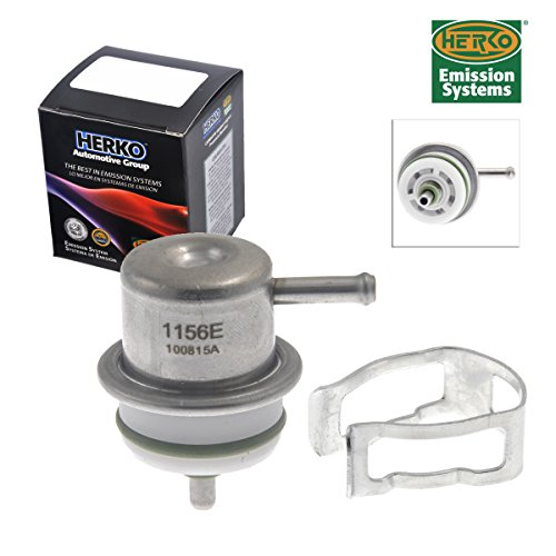 New Fuel Pressure Regulator Herko PR4060 For Chevrolet Blazer, Astro, Silverado, S10 Pickup 96-05