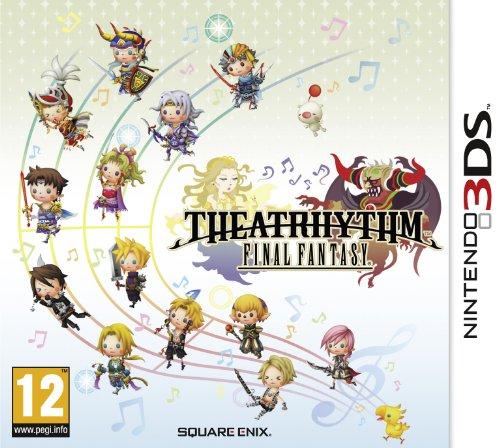 Square Enix Nintendo 3DS & 2DS Games - Best Reviews Tips