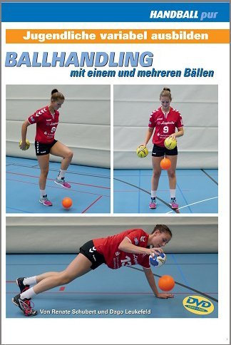 Ballhandling mit einem und mehreren Bällen
