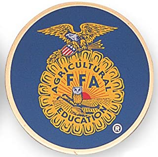 Awards and Gifts R Us Future Farmers of America 2 Inch Medallion Insert, Pack of 10