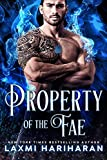 Property of the Fae: Paranormal Romance (Fae's Claim Book 2)