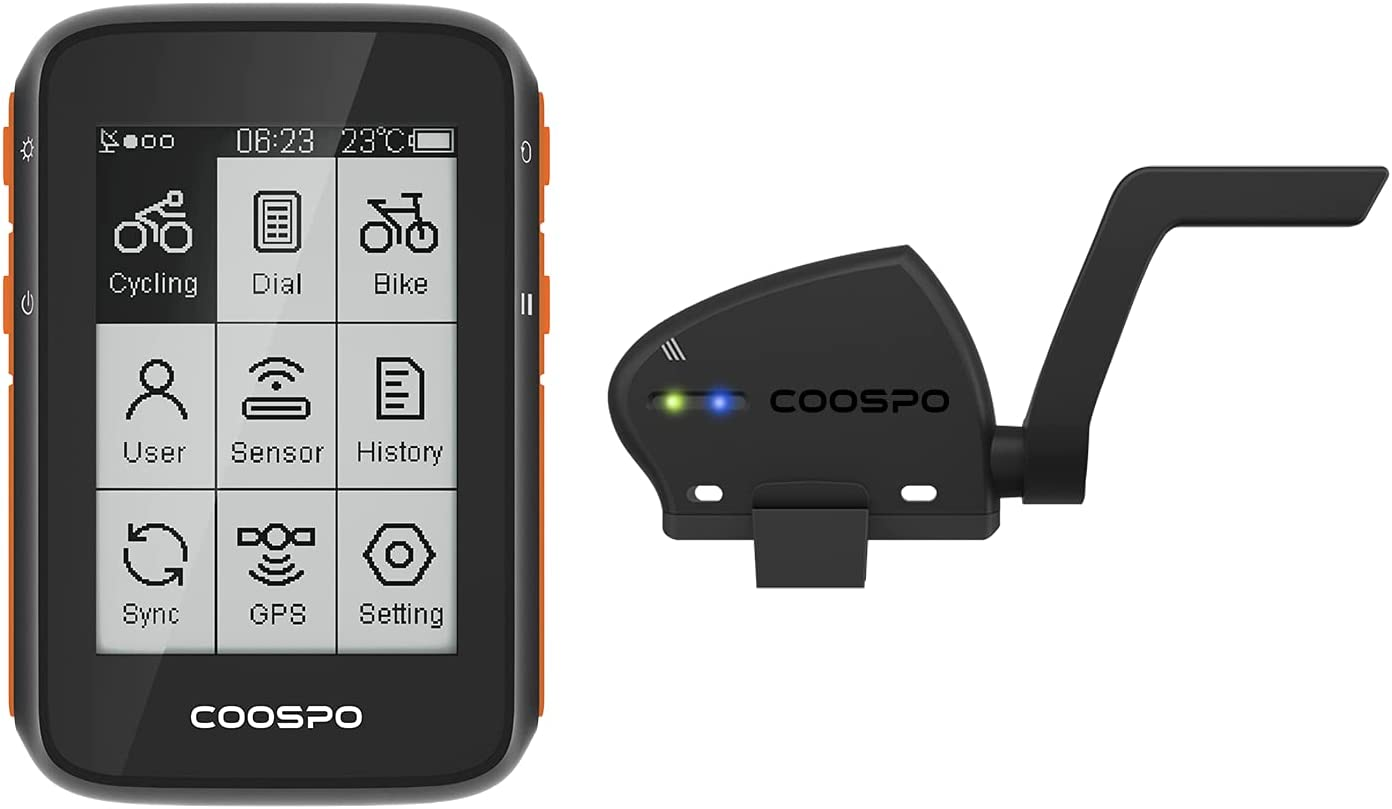 CooSpo Bluetooth ANT+ Wireless 40% OFF Cheap Sale GPS Compute Bike Cheap mail order sales Cycling Computer