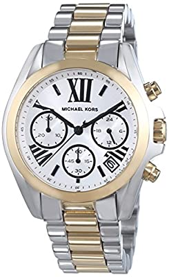 Michael Kors MK5912 Ladies Mini Bradshaw Chronograph Two