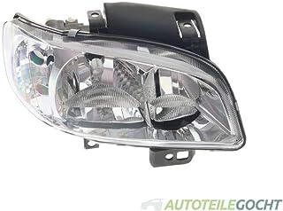Suchergebnis Auf Für Seat Ibiza Scheinwerfer Komplettsets Leuchten Leuchtenteile Auto Motorrad