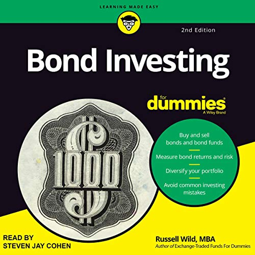 Bond Investing for Dummies cover art