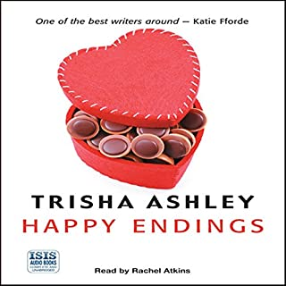 Happy Endings                   By:                                                                                                                                 Trisha Ashley                               Narrated by:                                                                                                                                 Rachel Atkins                      Length: 6 hrs and 19 mins     15 ratings     Overall 2.7