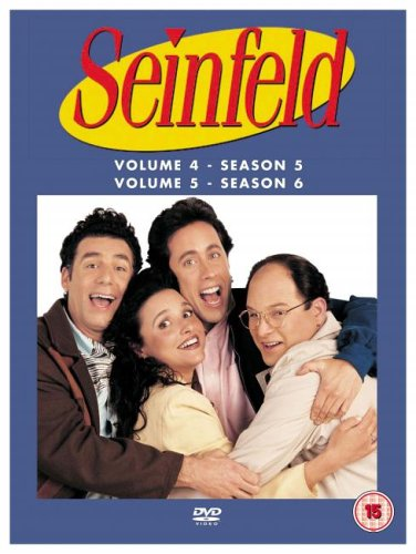Seinfeld - Seasons 5 and 6 [Box Set] [UK Import]
