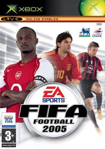 Electronic Arts FIFA Football 2005, Xbox Xbox vídeo - Juego (Xbox, Xbox, Deportes, Modo multijugador, E (para todos))